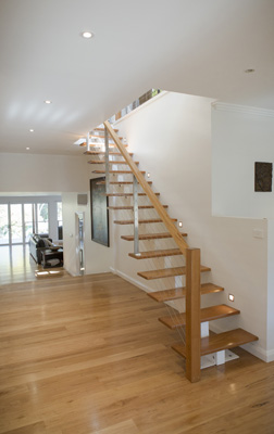 Timber Staircase