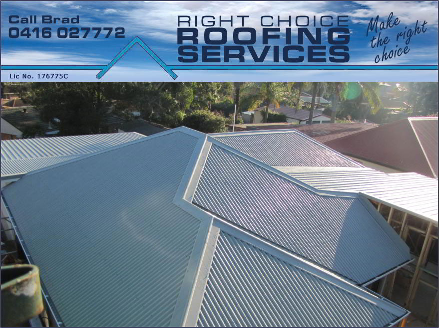 Right Choice Roofing Services